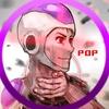 POP #喉押さえマン