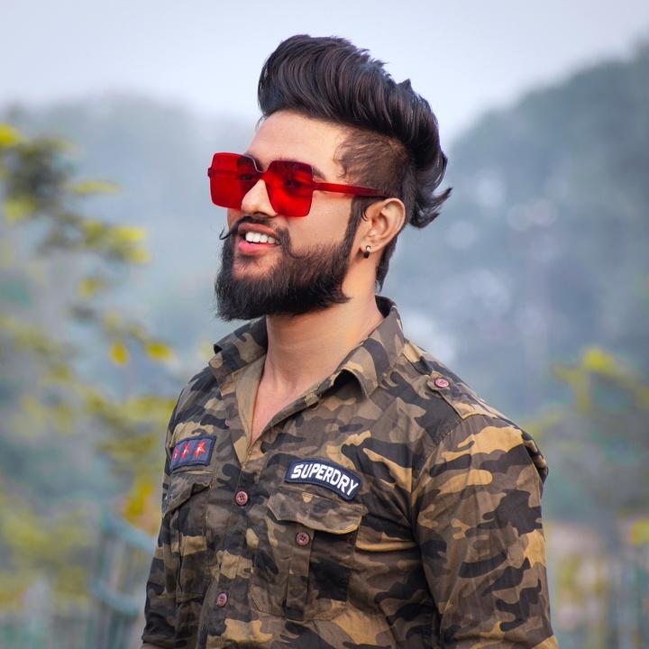 Akash Deep ????  -mr_beard_akash_4a