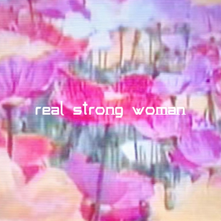 Real Strong Woman