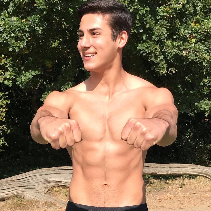 SOLO T!GER -khan.physique